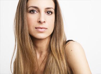 Nereida San Martín. Actor de Teatro Tribueñe