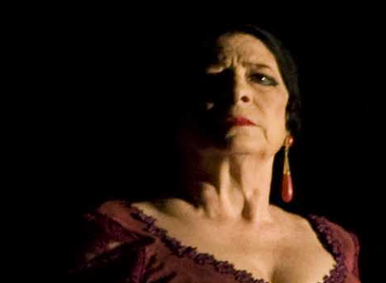 Carmen Rodríguez de la Pica. Actor de Teatro Tribueñe