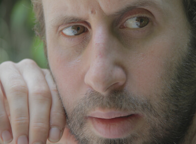 Hugo Rodríguez de la Pica. Actor de Teatro Tribueñe