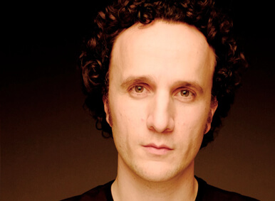 Iván Oriola. Actor de Teatro Tribueñe
