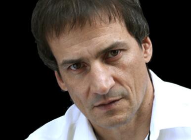 Pablo Múgica. Actor de Teatro Tribueñe
