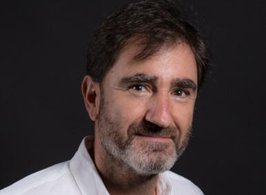 Pedro Alvir. Actor de Teatro Tribueñe